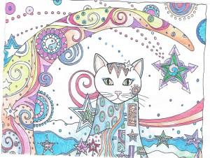 Coloring Cat
