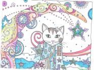 coloring-cat